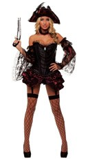 Treasure Seeker Costume