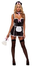 Parisian Maid Costume