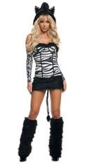 Deluxe Zebra Costume