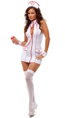 Frisky Nurse Costume