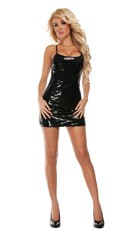 Sequin Costume Starter Dress