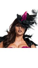 Ravishing Raven Hat