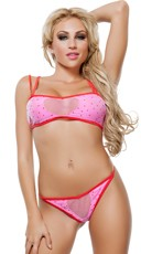 Be Mine Bra And Panty Set