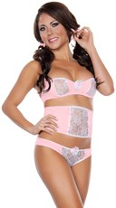 Bride To Be Bra, Cincher and Panty Set