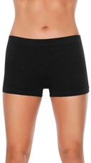 Seamless and Fitted Stretch Shorts