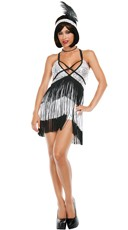 Boardwalk Flapper Costume