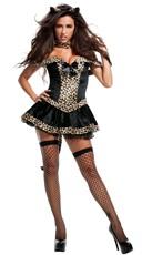 Sexy Bobcat Costume