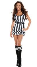 Flirty Referee Costume