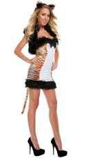 Teasing Tiger Costume