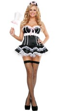 Presidential Suite Maid Costume