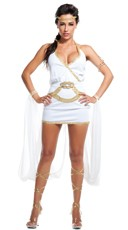 Aphrodite Goddess of Love Costume