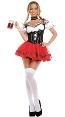 Frisky Beer Girl Costume