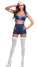 High Seas Sailor Costume
