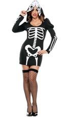 Skeleton Babe Costume