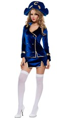 Sexy Captain Costume