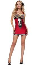 Sexy Gumball Machine Costume