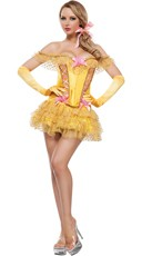 Enchanted Castle Princess Costume