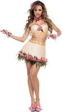 Hawaiian Goddess Costume