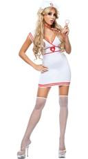 Bedside Nurse Costume