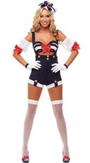 Wave Riding Sailor Costume
