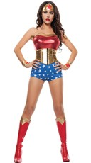 Mighty Gal Costume