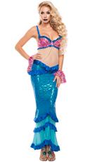 Underwater Mermaid Princess Costume