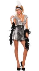 Jazzy Flapper Costume