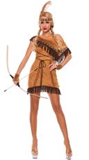 Sexy Dream Catcher Indian Costume