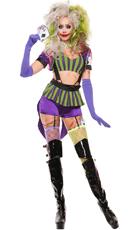 Mad Gambler Superhero Costume