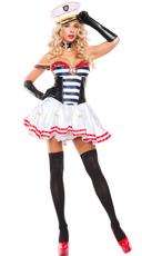 Mistress Sailor Costume