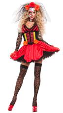 Diva Of The Dead Costume