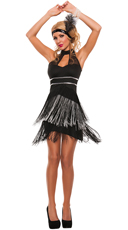 Flirty Flapper Costume