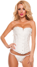Plus Size Sensual Sleek Corset