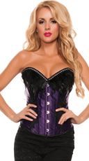 Plus Size Lavishly Seductive Corset