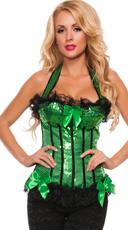 Sequin Showgirl Bustier