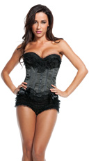 Plus Size Lovers Corset