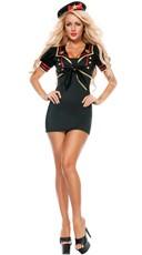 Sexy Sailor In Command Costume
