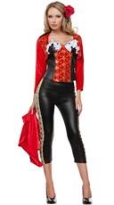 Sultry Matador Champion Costume