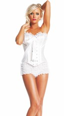 Deluxe Bow Front Corset