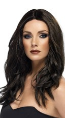 Dark Brown Superstar Wig