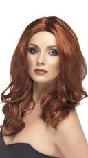 Auburn Superstar Wig