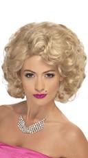 80's Diamond Diva Wig
