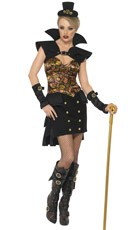 Steam Punk Vampire Costume
