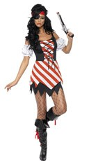 Fever Pirate Costume