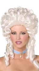 Baroque White Wig