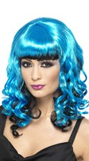 Stricken Angel Tinted Hair Wig