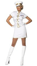 Hot High Sea Captain Dress