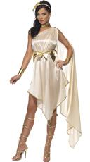 Enchanting Fever Goddess Costume