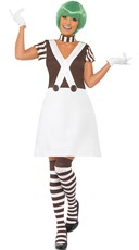 Candy Factory Girl Costume
