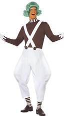 Men's Candy Factory Costume